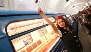 В ритме мегаполиса: Московский метрополитен проводит парад поездов в честь юбилея
