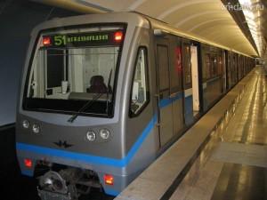 В ритме города: Московский метрополитен проводит парад поездов в честь юбилея