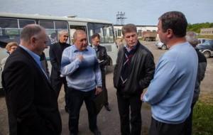 Кожемяко в шоке - В Александровске-Сахалинском нет нормальной питьевой воды