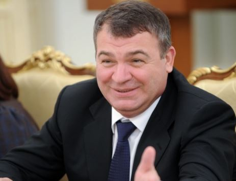 """Индустриальный директор """"Ростеха"""" Анатолий Сердюков"""