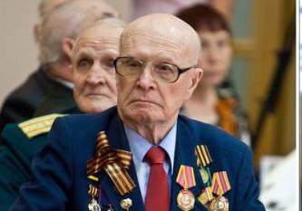 Долгожители, ветераны.