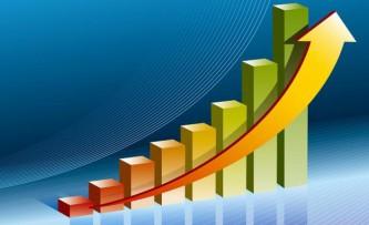 Фондовый рынок начал рост на фоне подорожания нефти.