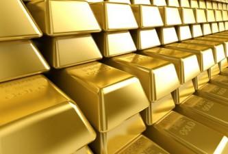 Золото укрепляет рубль.