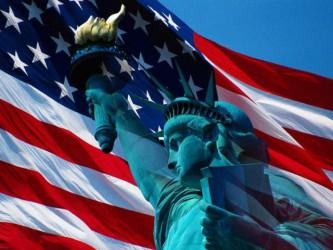 Всем миром на защиту свободы США...