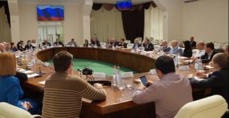 Сергей Меликов встретился с общественностью Северной Осетии