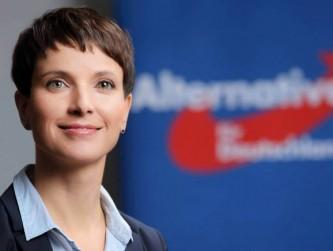 """Партия """"Альтернатива для Германии"""", Ирина Смирнова."""