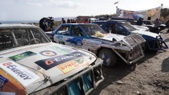 Гонки на выживание в Магадане