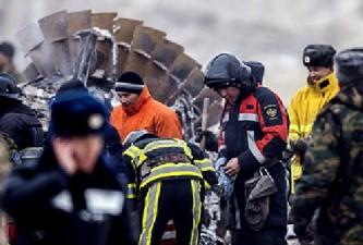 Авиакатастрофа под Бишкеком