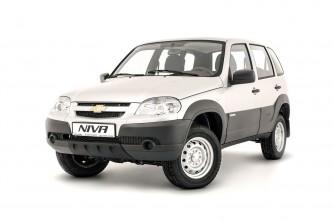 НИВА-Chevrolet